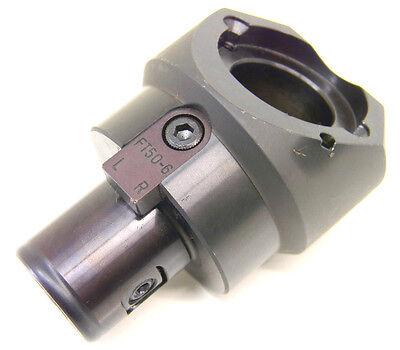 Used Valenite Ft System E-z Set Boring Head Vt50-ezbn-243 2.437 To 2.687