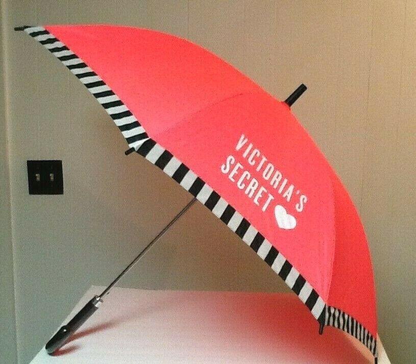 vs victoria s secret umbrella fluorescent pink