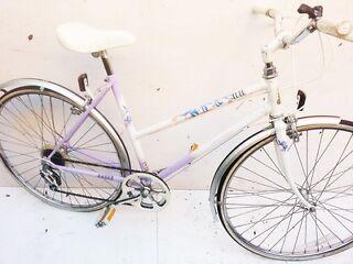 Vintage Raleigh Lulu 6-Speed Size-20 Ladies Bike in Perfect Order
