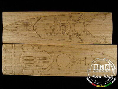 Artwox 1/350 HMS Prince of Wales Wooden Deck for Tamiya kit 78011