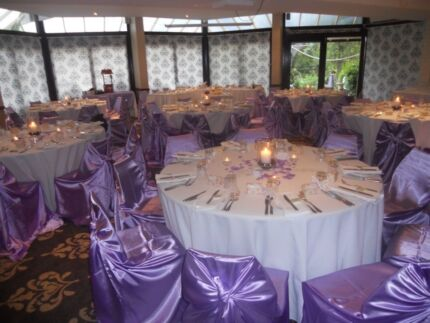D.I.Y. Hire for $1.25 Tie Back Chair Cover  Albury Albury Area Preview