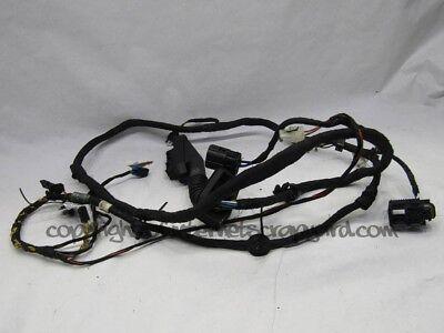 BMW 7 series E38 91-04 V12 LWB RH OSR rear door wiring harness loom