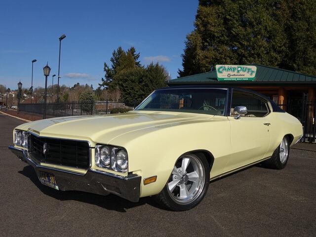 1970 Buick Skylark 350 V8 Automatic PS PB Butternut Yellow w/ Tan interior