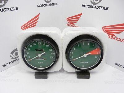 Honda CB 750 Four K6 Tacho +Tachometer Set Original Refurbished Gauges Set