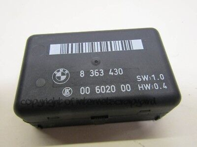 BMW 7 series E38 91-04 5.4 windscreen wiper rain sensor unit 8363430