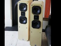 MIVOC.. Vintage German Audio speakers 100w