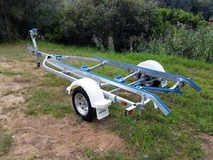 NEW Boat Trailer |  Seatrail 5.2m Boat Trailer | Braked Erina Gosford Area Preview