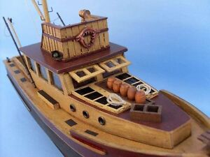 Fishing Boat Orca JAWS Movie Replica 20