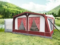 full awning gateway sherwood size 825