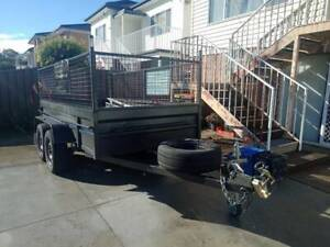 10x5 Box Trailer Hire - ONLY $60 for 24 hours