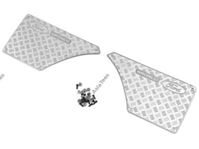 Used, CC Hand Traxxas TRX4 Bronco Rear Quarter Diamond Plate Panels CC/D-E006 for sale  Shipping to India