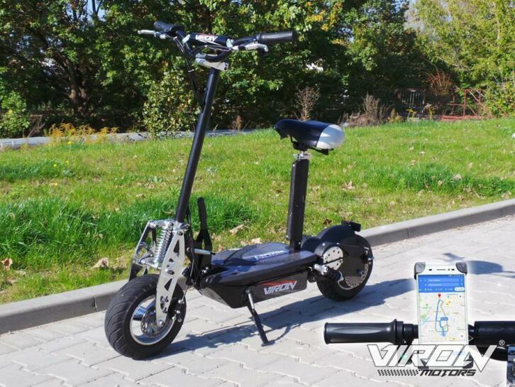 Trottinette électrique adulte e-Scooter 800W Viron Motors