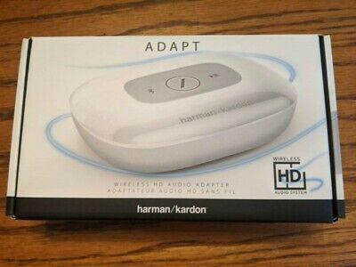 Harman Kardon Adapt Wireless HD Audio Adapter (White) segunda mano  Embacar hacia Mexico