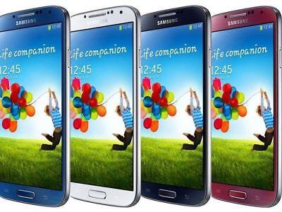Samsung Galaxy S4 SCH-I545 -16GB GSM UNLOCKED Worldwide-4 Colors