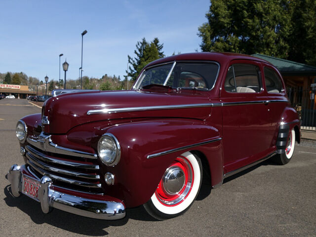 1948 Ford Super Deluxe 2 Door Sedan 265 V8 T10 5 Speed Used Ford Other For Sale In Eugene Oregon