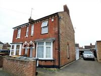 Spacious One Double Bedroom Ground Floor Flat, Opposite Park, Kempston, Outside Space
