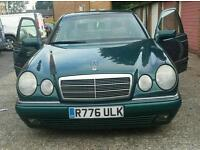 ONLY £349 Mercedes E200 AUTOMATIC