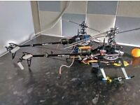 Job Lot RC Helicopters & multiple parts