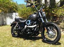2014 HD StreetBob Kelso Townsville Surrounds Preview
