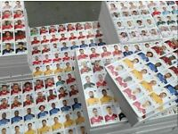 PANINI WORLD CUP 2018 STICKERS 15P EACH (OVER 1000!!)