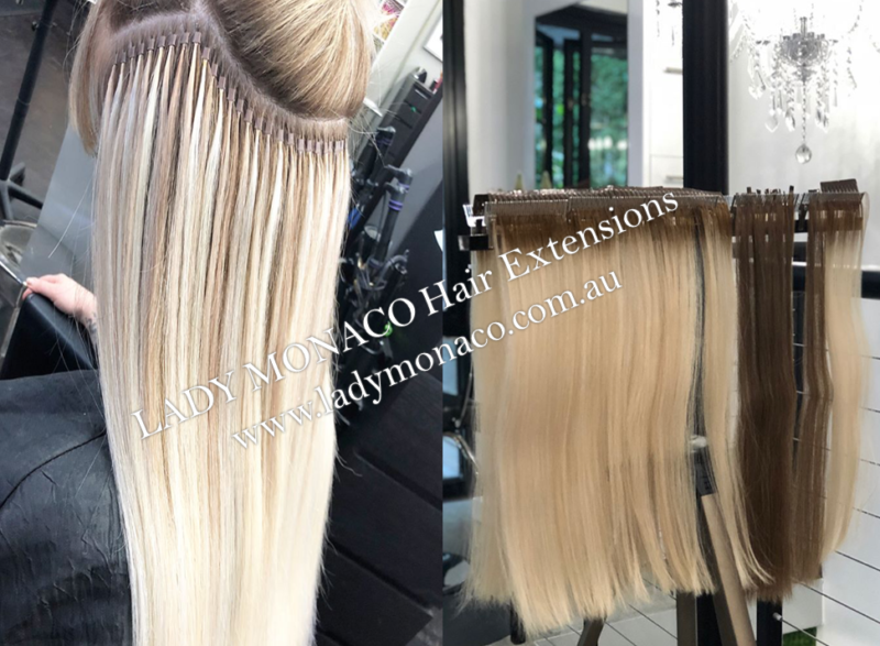 All About Human Remy Hair Extensions Lady Monaco Hair