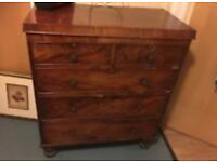 BUR WOOD XL CHEST OF DRAWERS CYCLE PROJECT