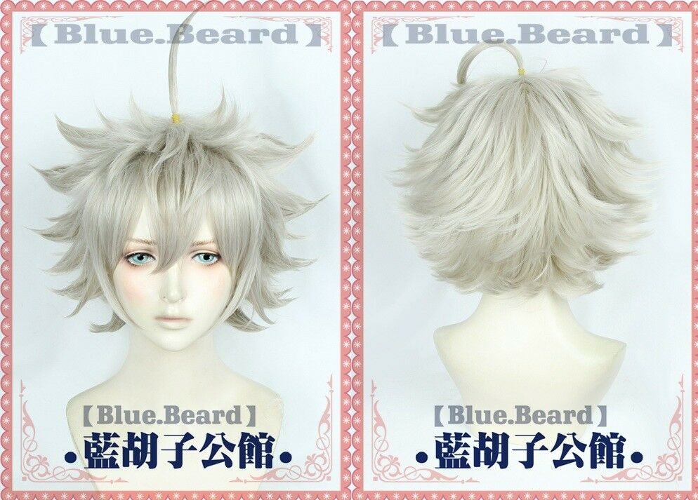 Track Number New Black Clover Asta Short Anime Costume Cosplay Wig Need Style