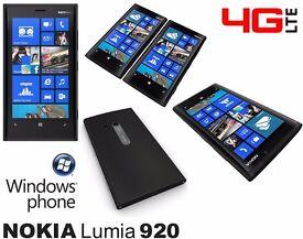 Nokia Lumia 920 Smart Phone - 32GB