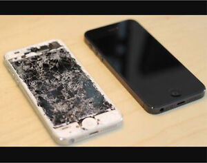iPhone 5 LCD replacement Lidcombe Auburn Area Preview