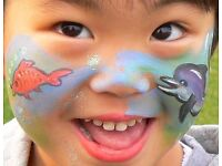 Fantastic Face Painting for your party or event! A reliable, best quality service. + Balloon models