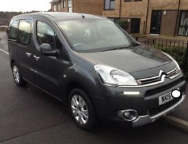 CITROEN BERLINGO (WHEELCHAIR ACCESS VEHICLE) 2015 PLUS 1.6 HDI WITH 38K AIR CON AND ALLOYS