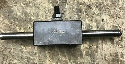 Phase Ii Series Ca Universal Parting Blade Tool Post Holder 250-104