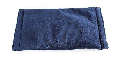 Rice Bag Heat Pack Wrap Microwave Heating Pad, Natural Pain Relief, Plush (Rice Bag Heating Pad)