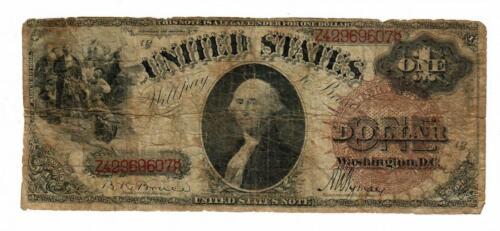 1880 $1 Legal Tender Fr. #30