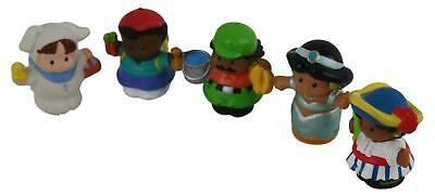 Mattel Fisher Price Little People Lot 5 2004-2006