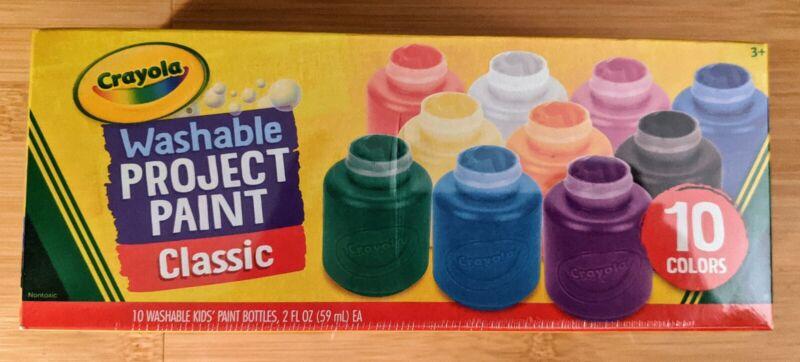 Crayola 2oz 10ct Kids