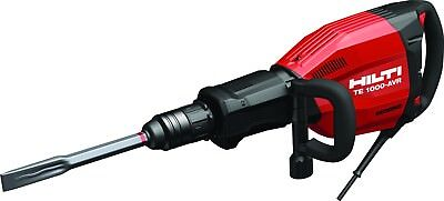 Hilti 120-volt Polygon Breaker Te 1000-avr Demolition Hammer Package W 2 Bits
