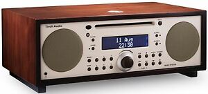 TIVOLI-AUDIO-Music-Sistema-DAB-FM-BLUETOOTH-CD-WALNUT-GARANT-A-OFICIAL