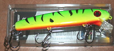"6/"" Baby Shallow Raider Joe Bucher Crankbait Pike Walleye 528-33394 Musky Lure"