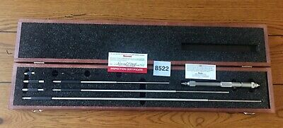 Starrett 124cz Inside Micrometer Set8 To 32 In