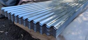 NEW Galvanised 2m,3m,4m,5.4m Sheets $29.50 DELIVERED