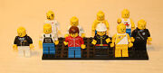Lego Vintage Space Minifigures
