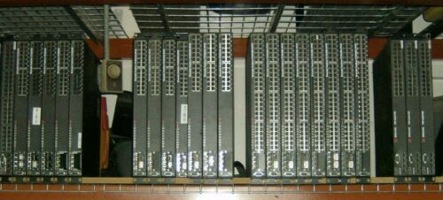 Lot of (54) Brocade Switches (see listing for details) - Pickup in Denver, CO