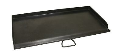 Camp Chef SG30 Professional Steel Fry Flat Top Griddle, Pre-Seasoned - Fits A...