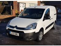 2013 Citroen Berlingo 1.6HDI 625 LX. 1 Owner, FSH, +VAT, Finance, P/X, & Credit Cards Welcome