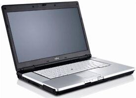 Fujitsu Lifebook E780 - Core i7 M620 2.67GHz, 8GB RAM, 750GB HDD, DVD, Cam, Win7
