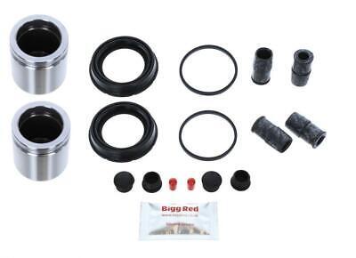 for FORD FIESTA ST150 FRONT L & R Brake Caliper Repair Kit +Pistons (BRKP140)