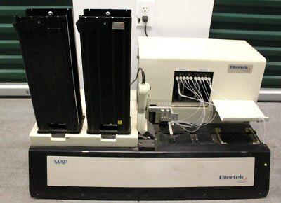 Titertek Map Microplate Assay Processor Model 51017 Wscanner