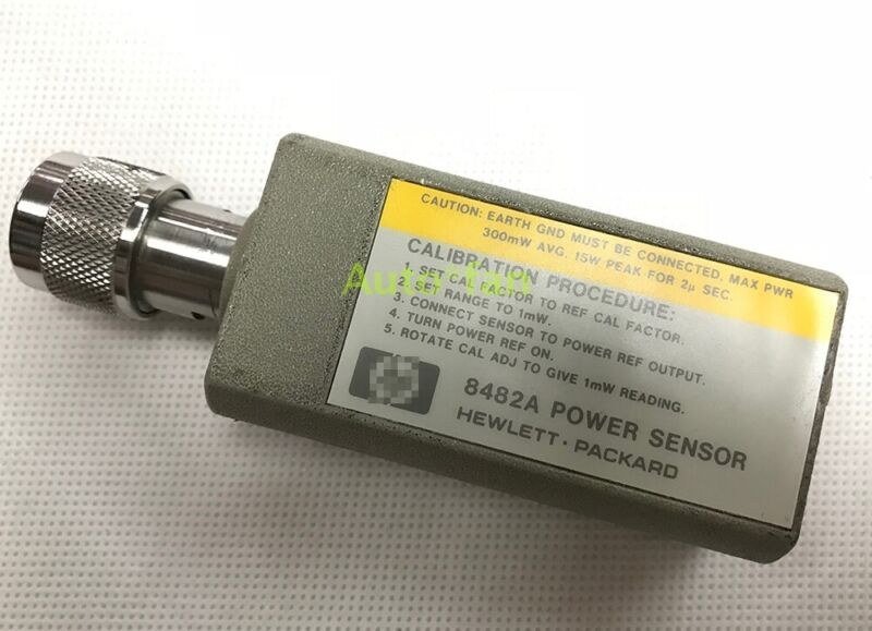 8482a power probe 4.2ghz power sensor microwave power probe hp8482a