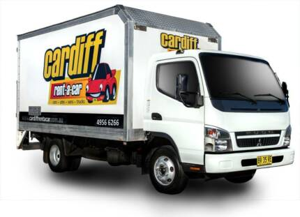 Truck Rental from $99 Per Day* in Newcastle and Lake Macquarie